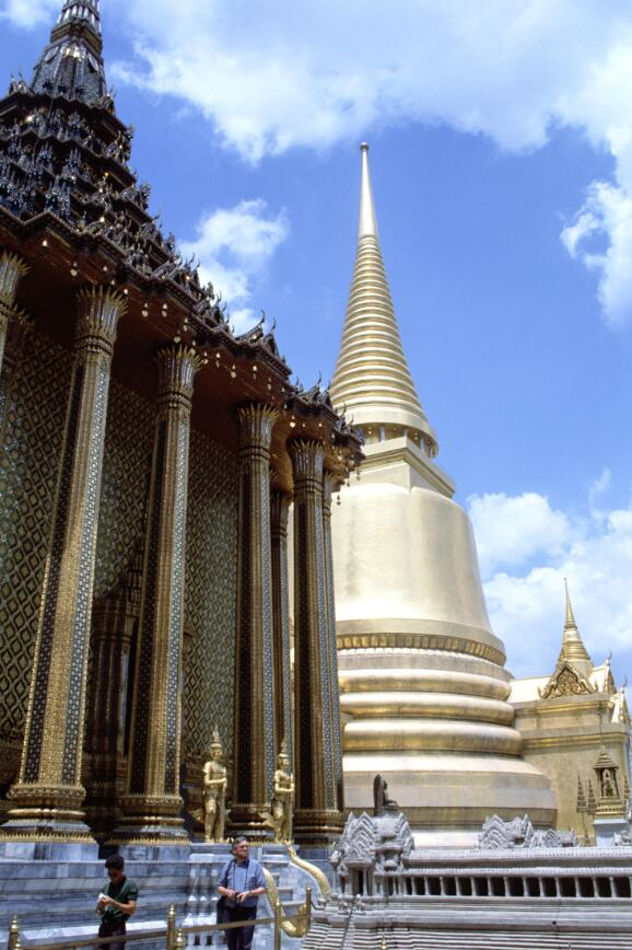 高清泰国建筑风光素材图片下载